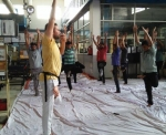 SABO HEMA yoga day (4)