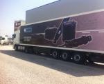 SABO Suspension System Truck