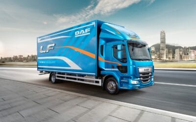 DAF LF series awarded Truck of the Year 2019 in the UK