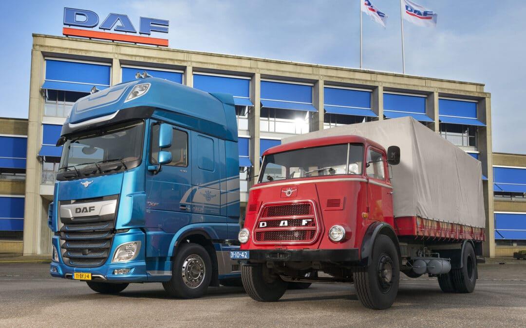 DAF Truck compie 90 anni