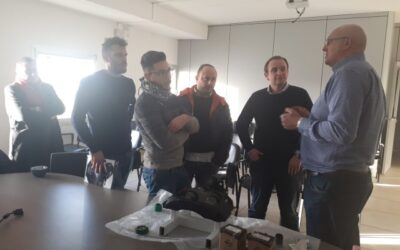 # 2 MEI Tech Tour in southern Italy