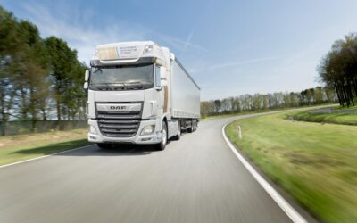 DAF celebrates 250,000th Super Space Cab with special edition