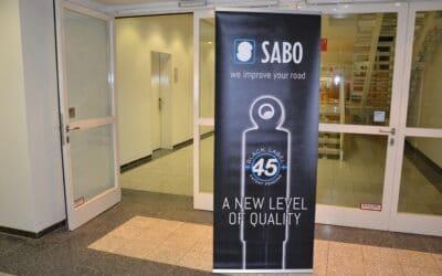 The SABO Ø45 «BLACK LABEL» was presented