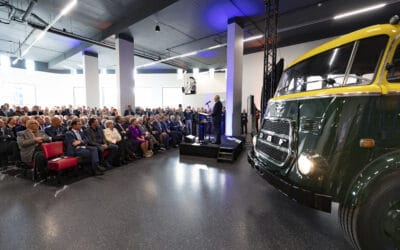 Newly renovated DAF Museum officially opened