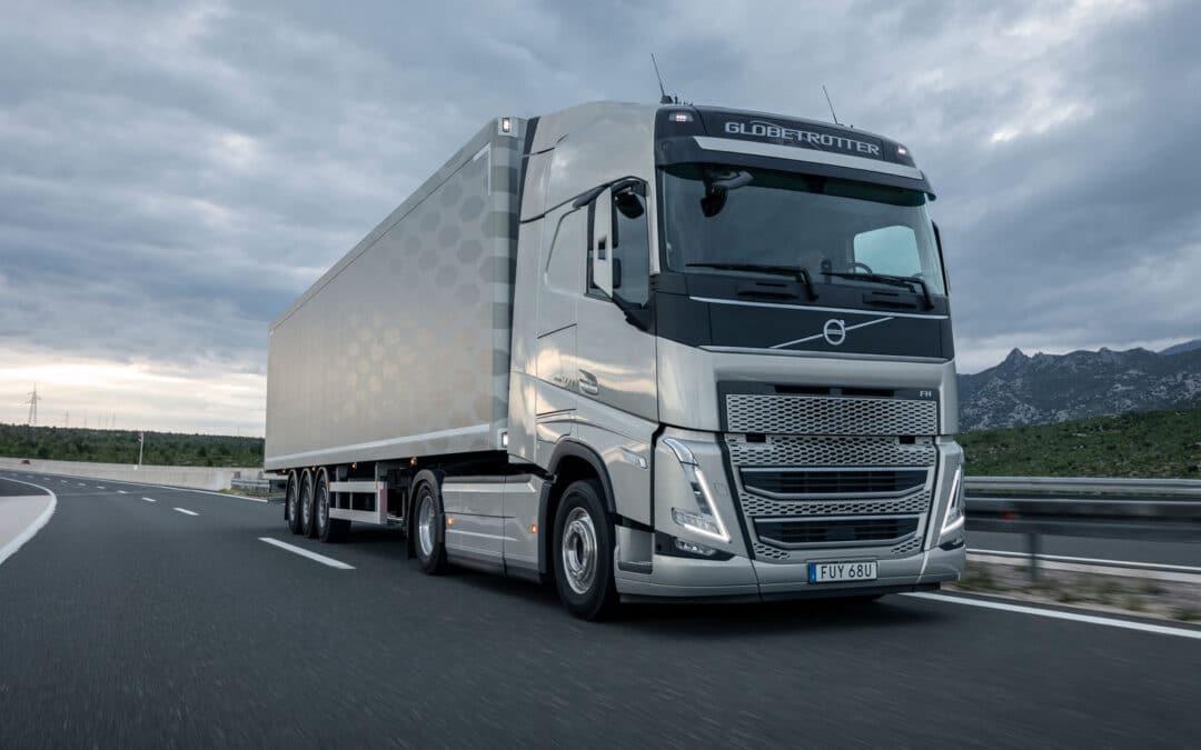 Volvo Trucks launches the new Volvo FH