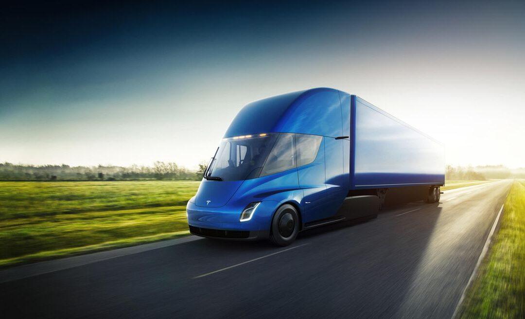 Arriva dalla California il rivoluzionario camion elettrico
