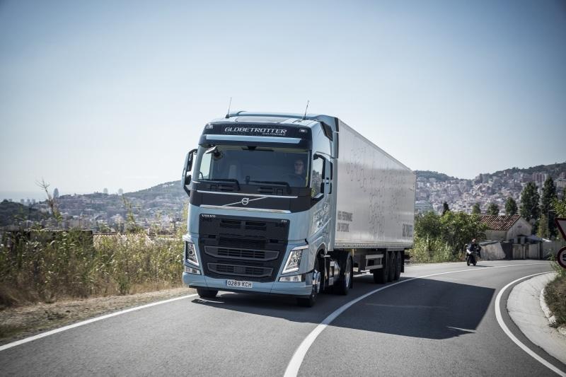 Volvo Trucks celebra l'8 marzo