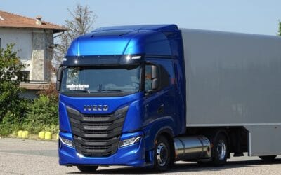 Assegnato il Sustainable Truck of the Year 2021