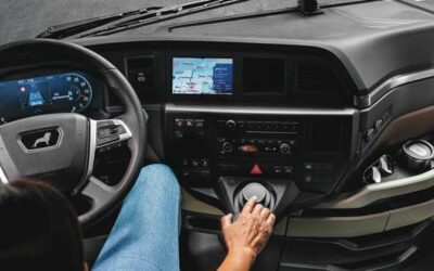 Alla cabina del MAN New Truck Generation va il Red Dot Award 2020