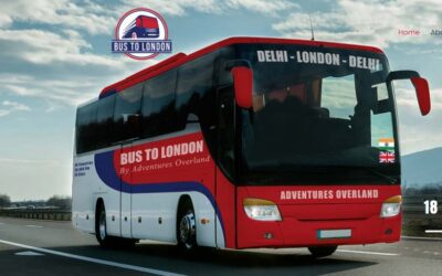 Da Nuova Delhi a Londra in 70 giorni