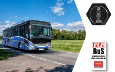 """IVECO BUS si aggiudica il """"Top Slovakia 2020"""" e il """"Top Czech Transport 2020"""""""