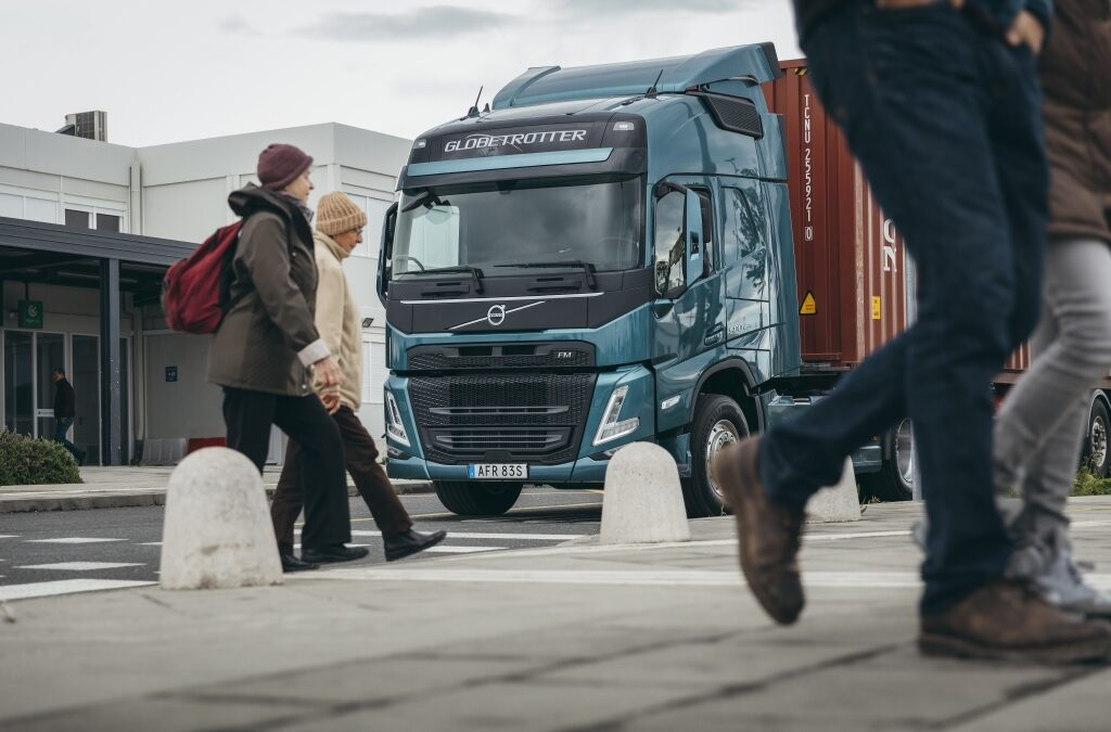 Volvo and Iveco to launch on-board Alexa vocal truck driver