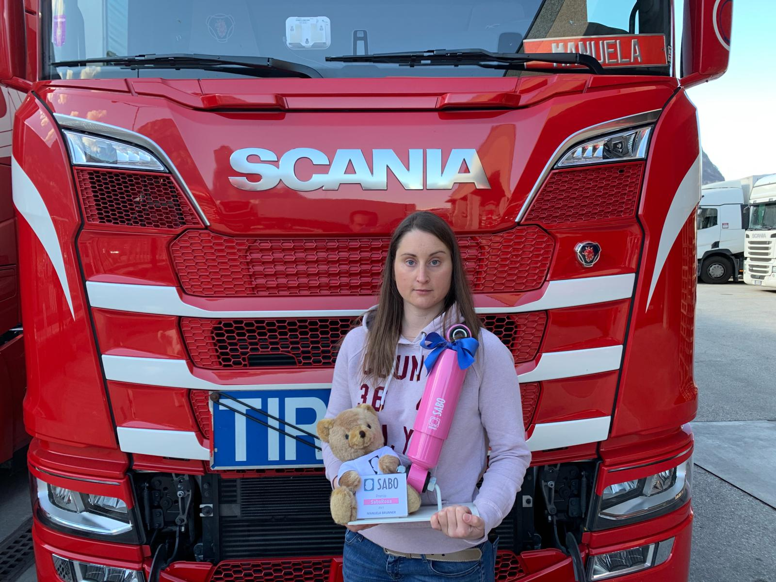 Sabo Rosa 2021 - Manuela Brunner