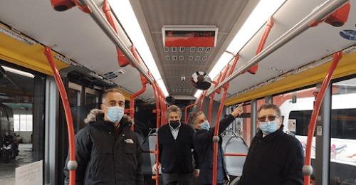 CleanLife Autobus Locatelli