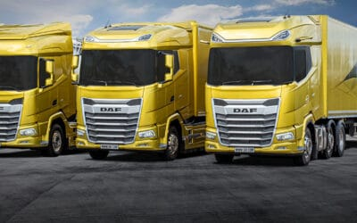 New Generation DAF trucks come alive with video and website