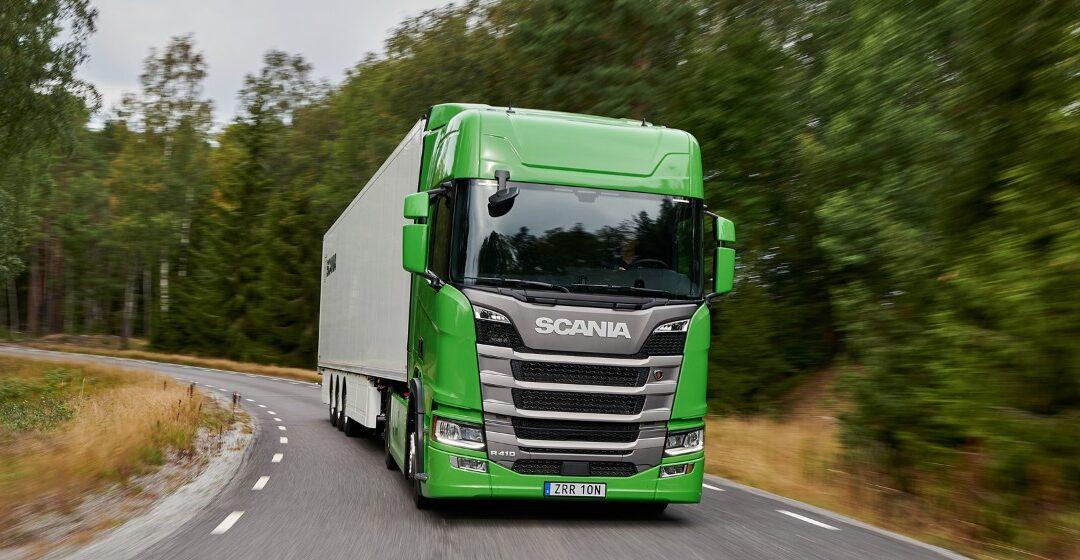 "Scania vince il ""Green truck award"""