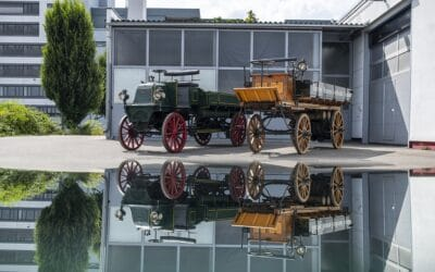 Daimler: right on time for the 125th anniversary of the truck