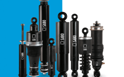 The new shock absorbers and cabin shock absorbers catalogues are online