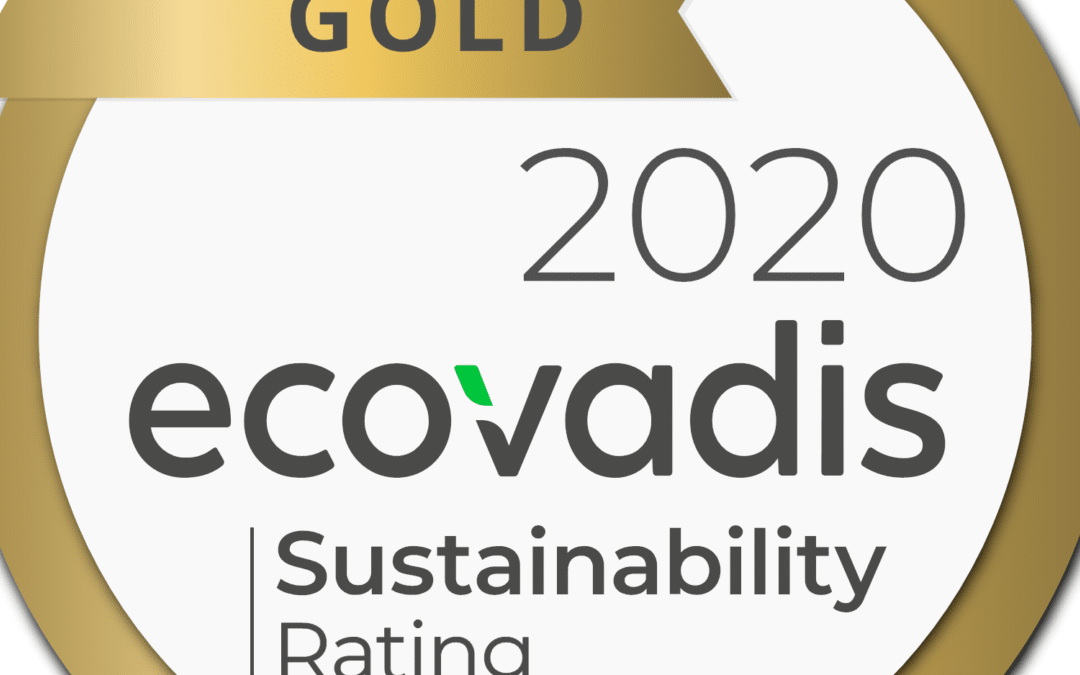 """Renault trucks obtains the """"Gold"""" Ecovadis rating"""