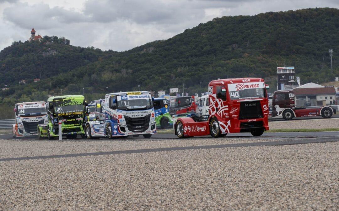 Torna a Misano il Grand Prix Truck