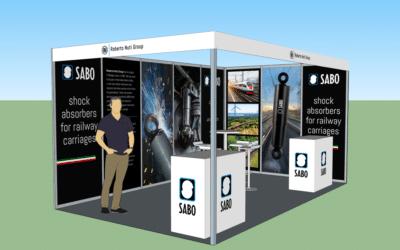 Come visit us at Expo Ferroviaria 2021