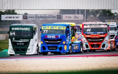 SABO at the Misano Grand Prix Truck